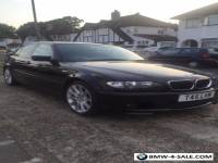 BMW 3 SERIES FOR SALE IN EXCELLENT CONDITION & LOW MILEAGE