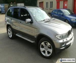 2005 BMW X5 SPORT DIESEL  for Sale