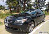 2007 BMW 5-Series for Sale
