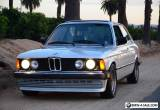 1982 BMW 3-Series 320is for Sale