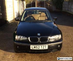 BMW E46 320d SE Saloon 2003 for Sale