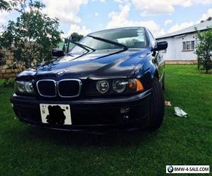 2002 BMW 5-Series 525i for Sale