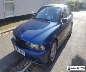Bmw 520i 12 months MOT for Sale