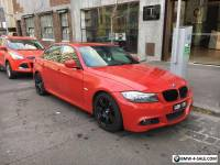 2010 BMW 3 Sedan M sports package