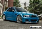 2003 BMW M3 Base Convertible 2-Door for Sale