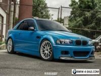 2003 BMW M3 Base Convertible 2-Door