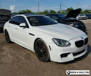 2015 BMW 6-Series for Sale