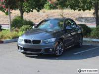 2015 BMW 4-Series Convertible M Sport