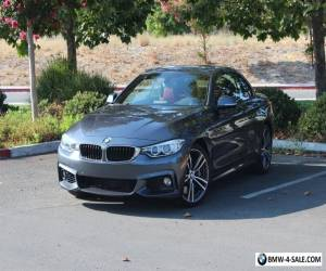 2015 BMW 4-Series Convertible M Sport for Sale
