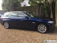 BMW 5 Series 520 DIESEL SE Estate Manual