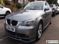 BMW 530D SE **293 BHP** 6 SPEED MANUAL - FSH
