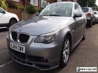 BMW 530D SE **293 BHP** 6 SPEED MANUAL - FSH