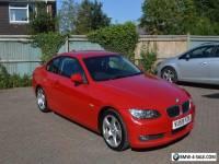BMW 320D SE COUPE 177BHP