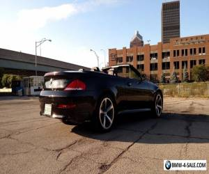 2009 BMW 6-Series Convertible for Sale