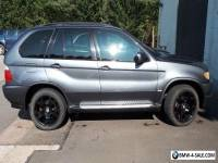 BMW X5 3.0i Sport, LPG Converted, FSH, 11 Mnths mot, excellent condition.