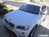 2011 BMW X3 sport