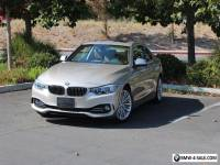 2014 BMW 4-Series Luxury Line
