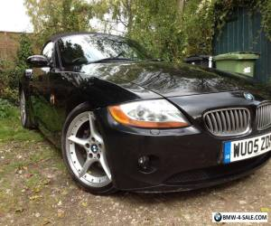 Z4 E85 2.5i SE Roadster 2005 Black, 44,287 miles for Sale