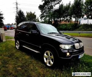 BMW X5 E53 4.4i SPORT  FACELIFT for Sale