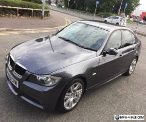 2006 BMW 318i M SPORT, SALOON, GREY, M SPORT, HPI CLEAR, FULL HISTORY, MOT  for Sale