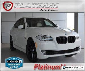 2012 BMW 5-Series 535i for Sale