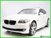2012 BMW 5-Series i