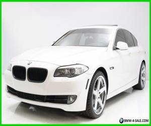 2012 BMW 5-Series i for Sale