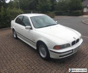 BMW 523I 2.5CC RUNS FINE SPARES OR REPAIR ,NOT DAMAGE DRIFT CAR PROJECT NO MOT  for Sale