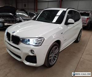 2016 BMW X3 F25 2L turbo diesel 13km ideal export not damaged drives like new for Sale
