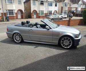 2003 BMW 330 CI MSPORT AUTO GREY CONVERTIBLE LOW MILEAGE for Sale