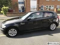 Bmw 1 Series 118d 2.0 Sapphire Black 3dr Automatic Diesel Sport