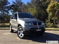 BMW X5 DIESEL 3.0 E53 MY2004, A PERFECT EXAMPLE, LOG BOOKS, MUST SELL, SYDNEY