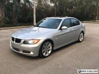2007 BMW 3-Series Base Sedan 4-Door