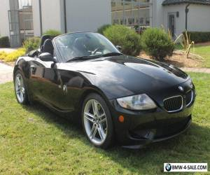 2007 BMW Z4 M Roadster Convertible 2-Door for Sale