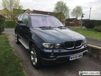 BMW X5 3.0 I  SPORT -- FULL BMW SERVICE HISTORY --