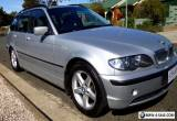 2002 BMW 320i E46 5dr estate wagon - 5 sp auto 2.2l  - 183,000km for Sale