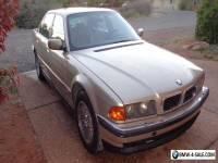 1996 BMW 7-Series SEDAN