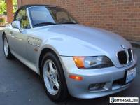 1996 BMW Z3 Roadster Convertible 2-Door