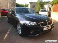 2014 BMW 520.D FACELIFT F11 M SPORT TOURING AUTO 5 DR.ESTATE18200 MIL SAT NAV