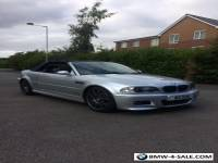 BMW M3 3.2 2dr Convertible