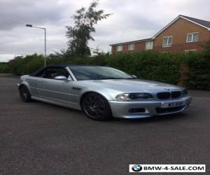 BMW M3 3.2 2dr Convertible for Sale