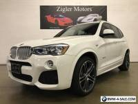 2015 BMW X3 sDrive28i Sport Utility 4-Door