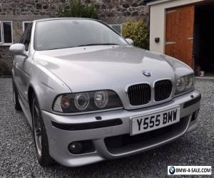 BMW 5 SERIES (E39) M5 2001 Low Miles !! for Sale