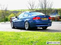 BMW E92 320d Coupe Manual Diesel with full BMW Service History  **BHP 215**