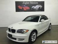 2008 BMW 1-Series Base Convertible 2-Door
