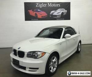 2008 BMW 1-Series Base Convertible 2-Door for Sale