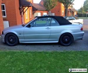 BMW E46 330 CI Convertible for Sale