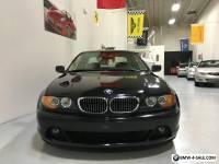 2004 BMW 3-Series 325Ci 2dr Cp
