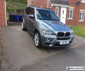 BMW X5 3.0 D M Sport 2008 space grey for Sale