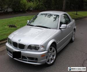 2003 BMW 3-Series SPORT for Sale